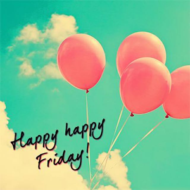 Happy Friday Hd Photos For WhatsApp