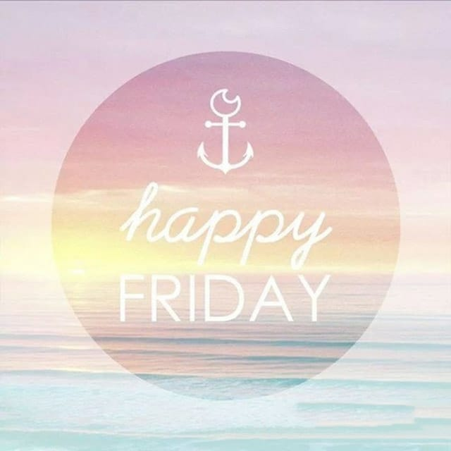 Happy Friday Hd Pictures