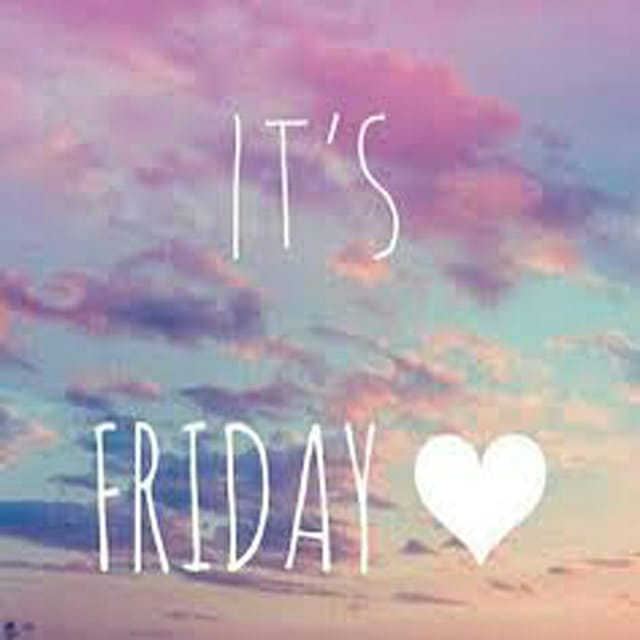 Happy Friday Hd Pictures For Facebook