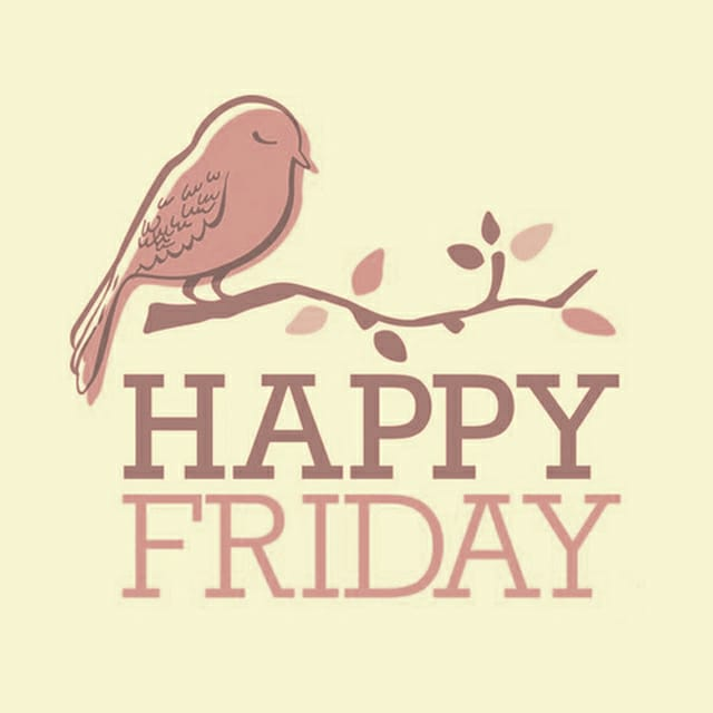Happy Friday Hd PicturesFor WhatsApp