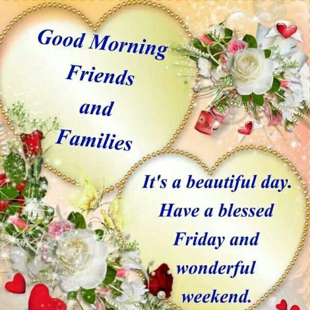 Happy Friday Hd WallpaperFor WhatsApp