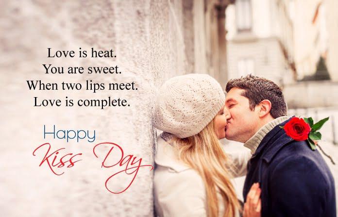 Happy Kiss Day Hd Pics