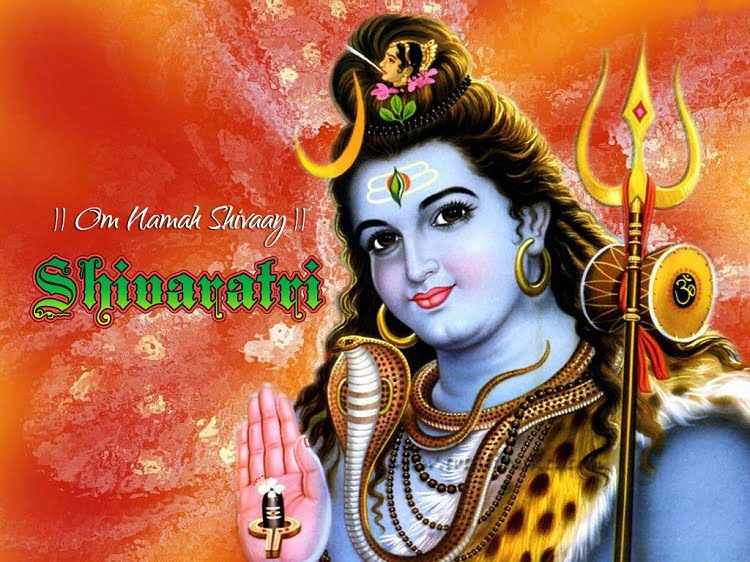 Happy Maha Shivratri Hd Greetings