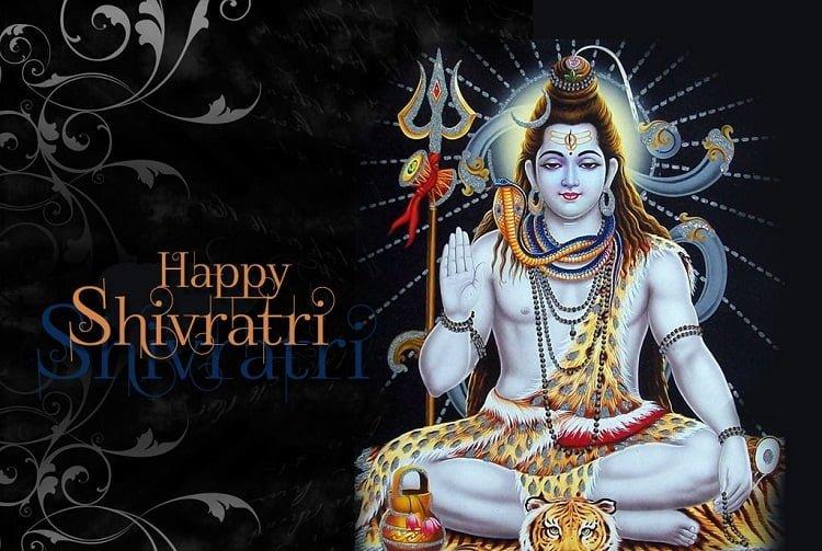 Happy Maha Shivratri Hd Wallpaper