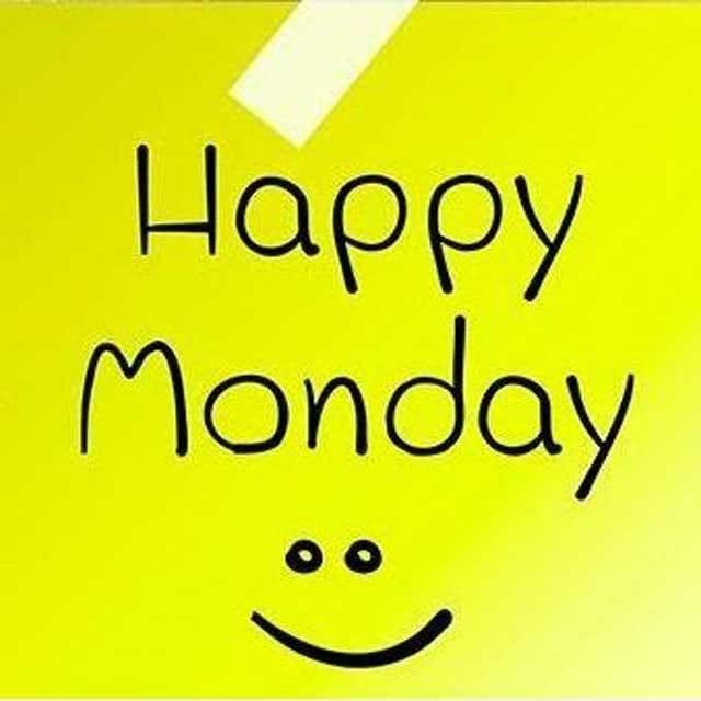 Happy Monday Good Morning GreetingsFor Whatsapp