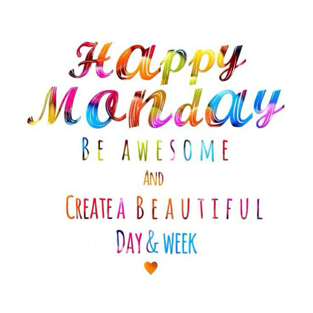 Happy Monday Good Morning Hd GreetingsFor Whatsapp