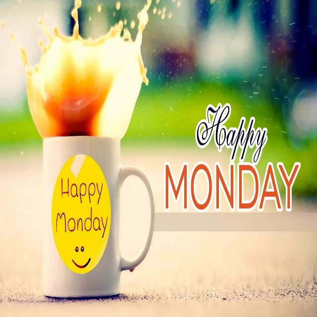 Happy Monday Good Morning Hd Images For Facebook