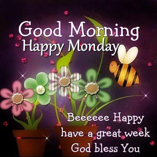 Happy Monday Good Morning Hd PhotosFor Facebook