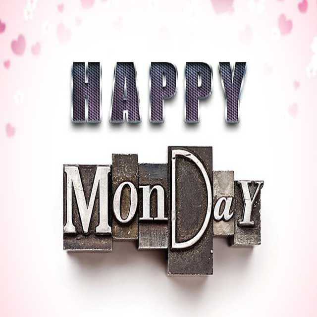Happy Monday Good Morning Hd Photos