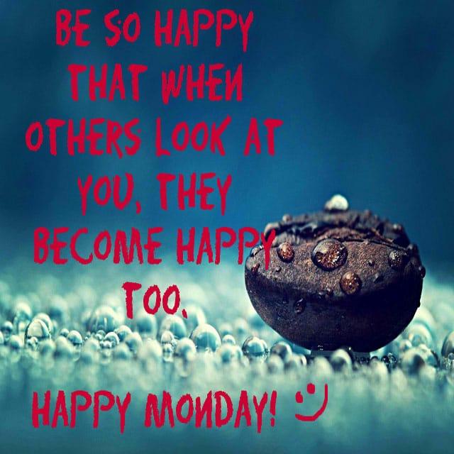 Happy Monday Good Morning Hd Wallpaper