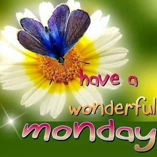 Happy Monday Good Morning PicturesFor Facebook