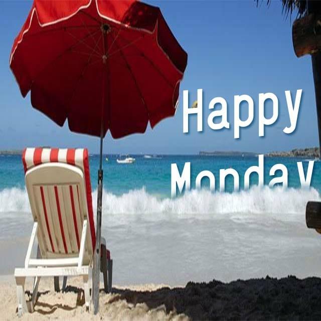 Happy Monday Good Morning WallpaperFor Whatsapp
