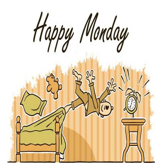 Happy Monday Hd GreetingsFor Whatsapp