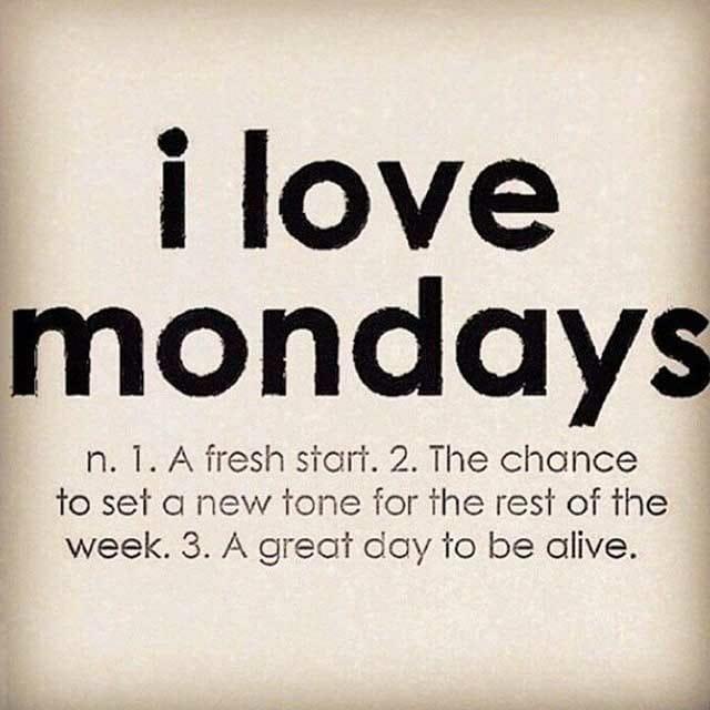 Happy Monday Hd Greetings