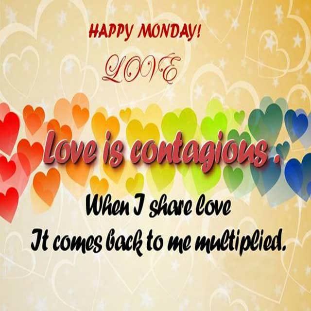 Happy Monday Hd PhotosFor Facebook