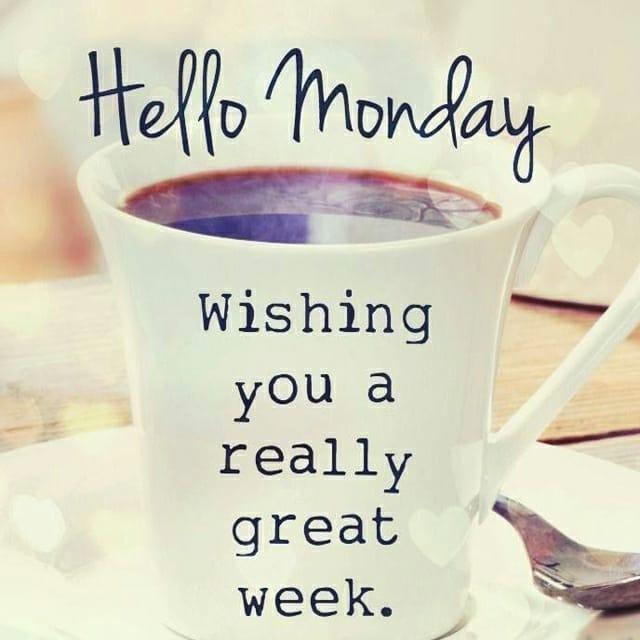 Happy Monday Hd PhotosFor Whatsapp