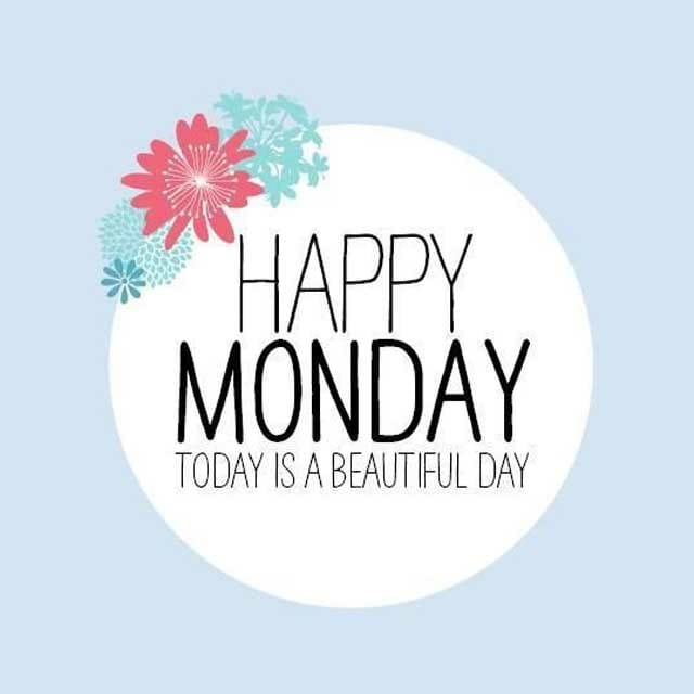 Happy Monday Hd Pictures For Whatsapp
