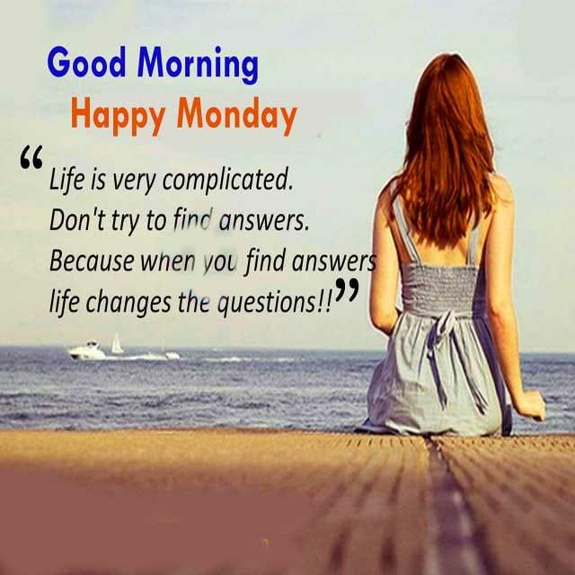 Happy Monday Hd WallpaperFor Whatsapp