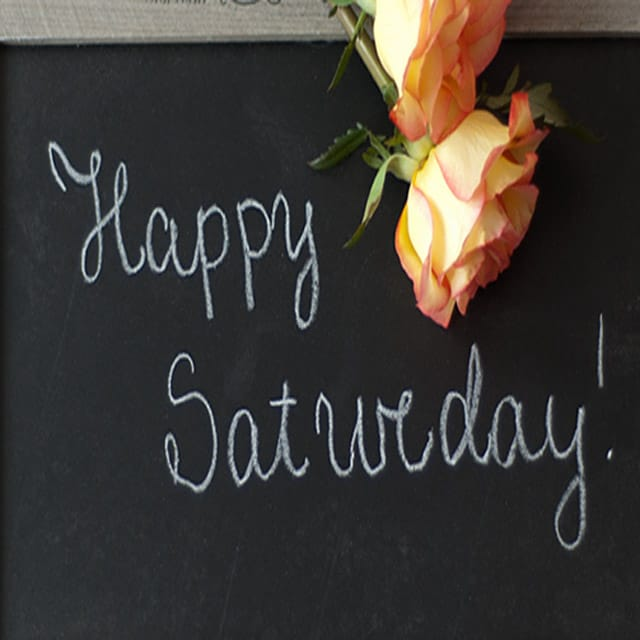 Happy Saturday Hd Greetings For Facebook