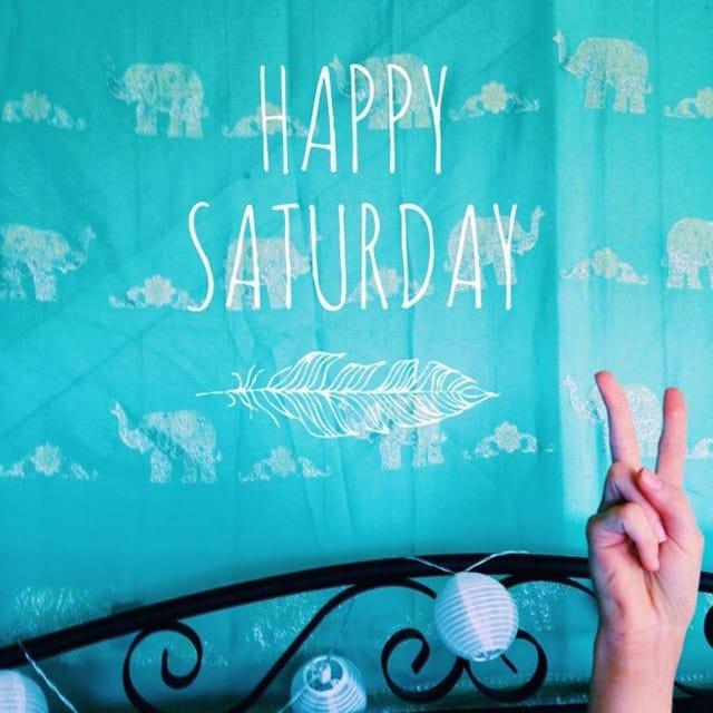 Happy Saturday Hd GreetingsFor WhatsApp