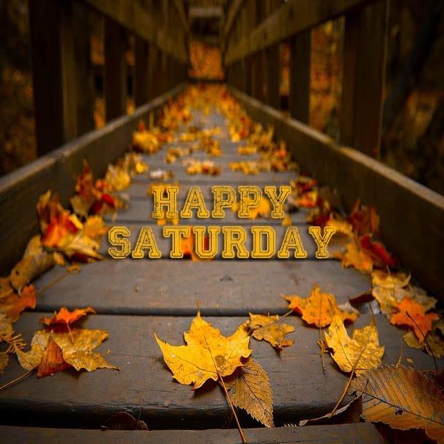Happy Saturday Hd Images