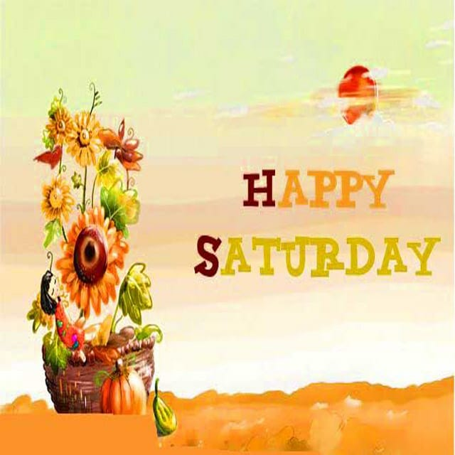 Happy Saturday Hd Images For Facebook