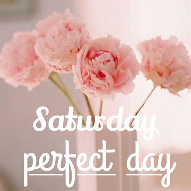 Happy Saturday Hd Images
