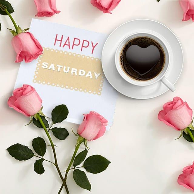 Happy Saturday Hd Photos