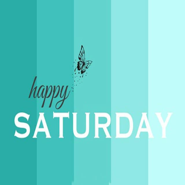 Happy Saturday Hd Wallpaper