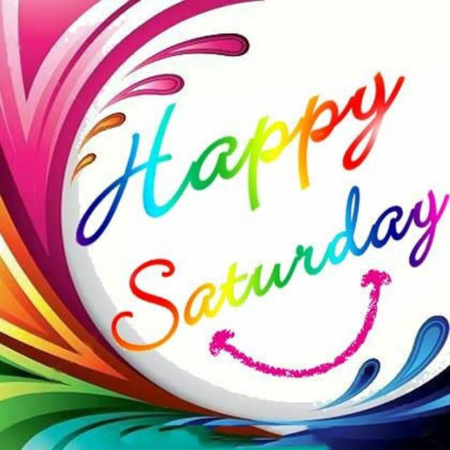Happy Saturday Hd Wallpaper For Facebook