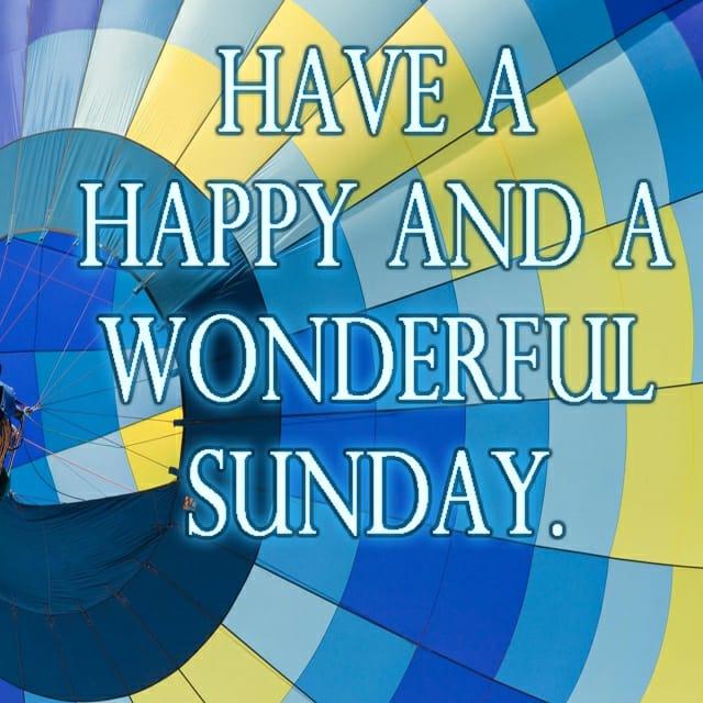 Happy Sunday Hd Greetings