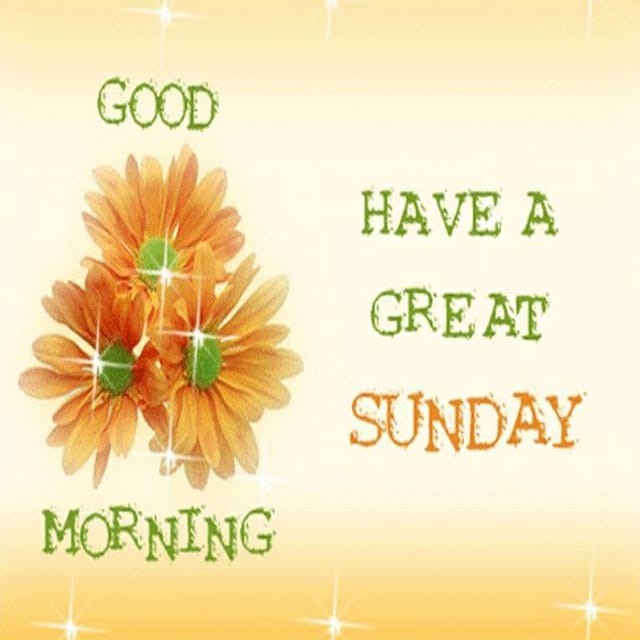 Happy Sunday Hd Greetings For Facebook
