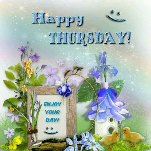Happy Thursday Hd GreetingsFor Facebook