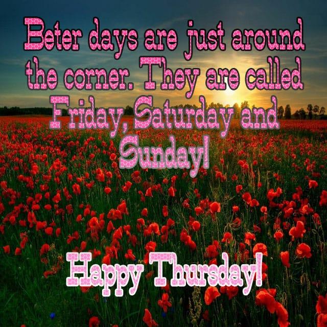 Happy Thursday Hd GreetingsFor WhatsApp