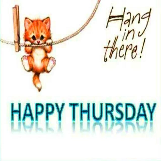 Happy Thursday Hd Images For Facebook