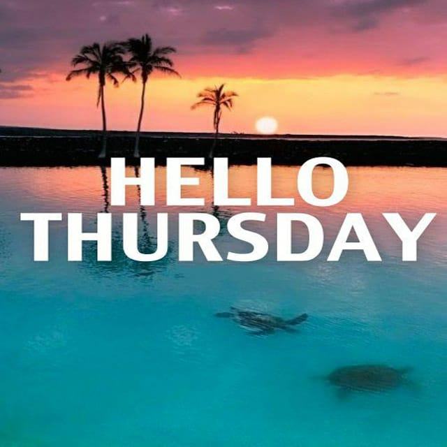 Happy Thursday Hd Photos For Facebook