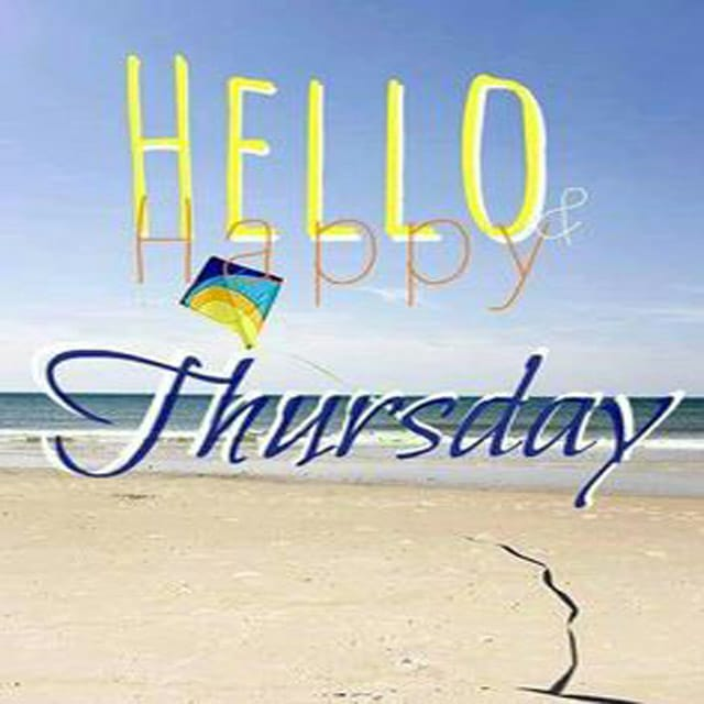 Happy Thursday Hd Photos For WhatsApp