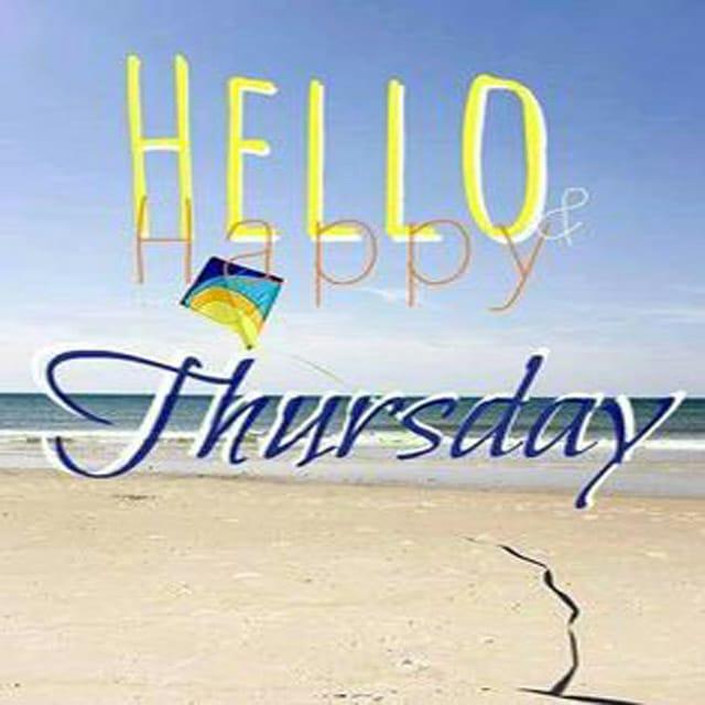 Happy Thursday Hd PhotosFor WhatsApp