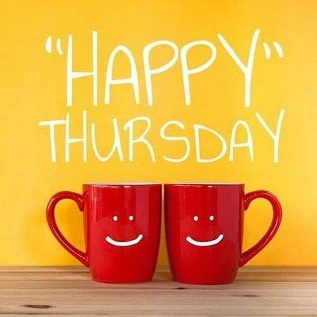 Happy Thursday Hd WallpaperFor WhatsApp