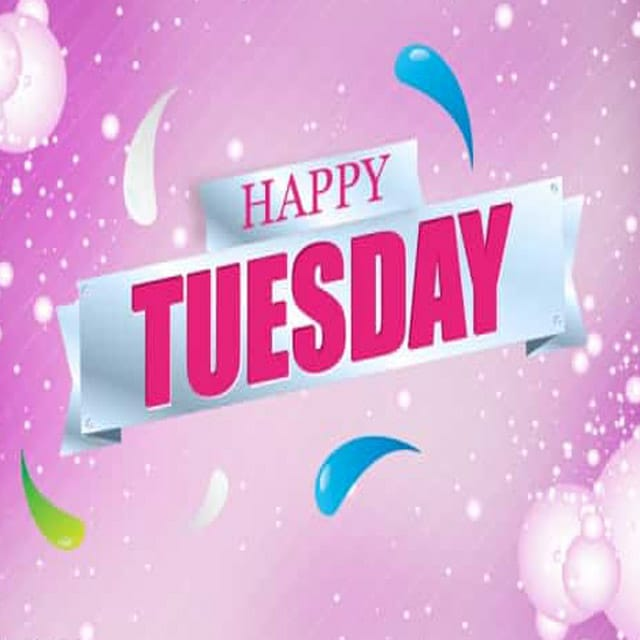 Happy Tuesday Hd Pictures For Facebook