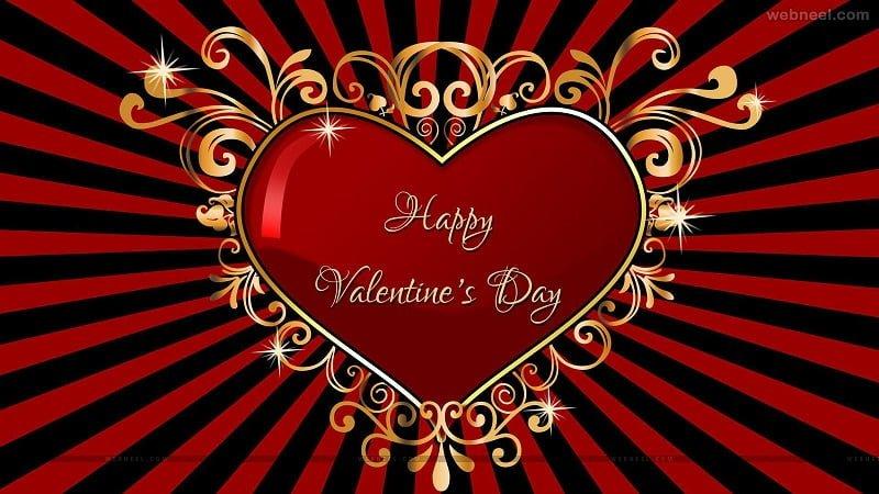 Happy Valentine Day Hd Wallpaper