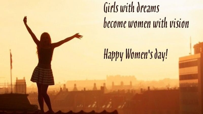 Happy Womens Day Hd Greetings