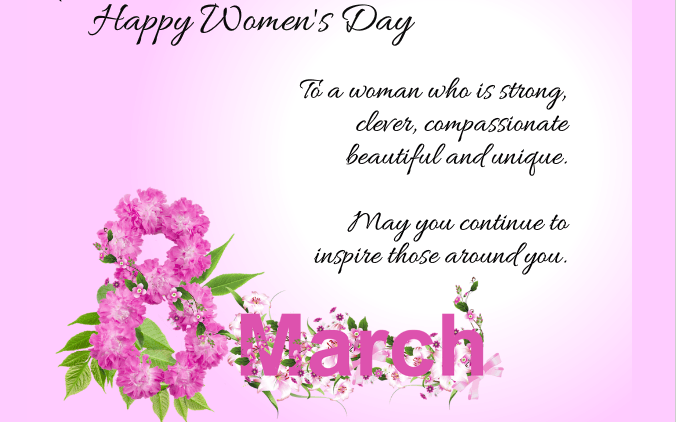 Happy Womens Day Hd Greetings For Facebook