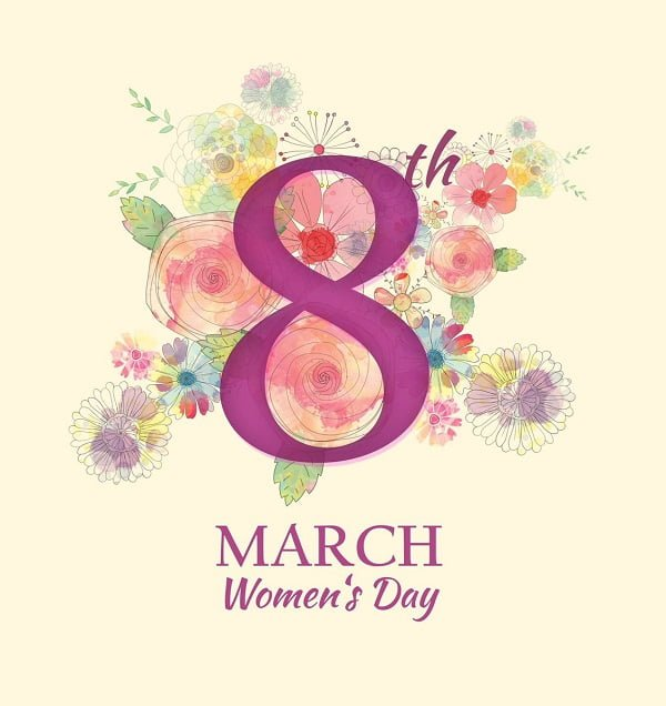 Happy Womens Day Hd Wallpaper