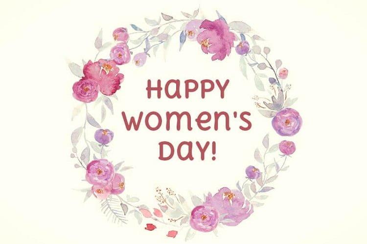 Happy Womens Day Hd Wallpaper