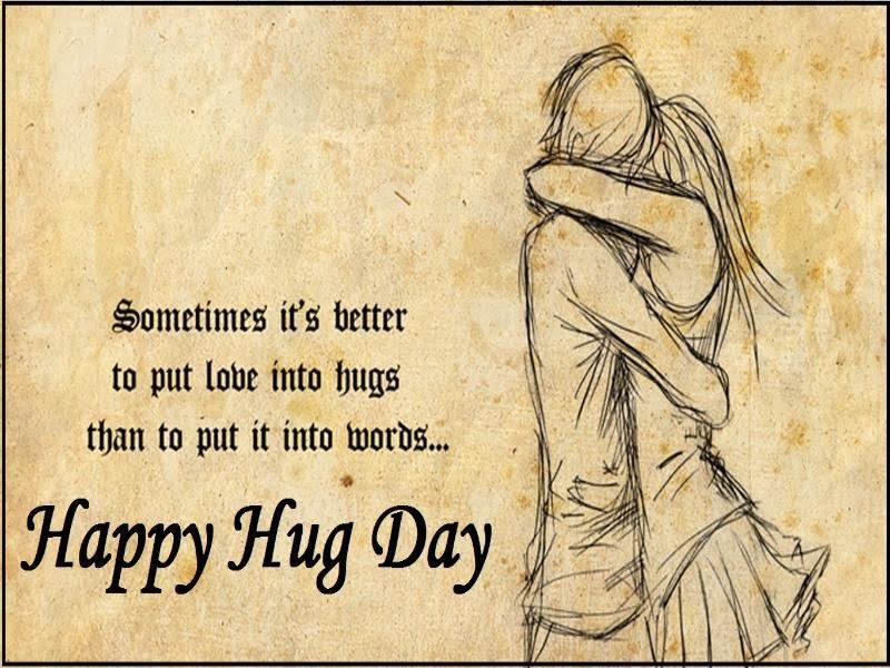 Hug Day Hd Wallpaper