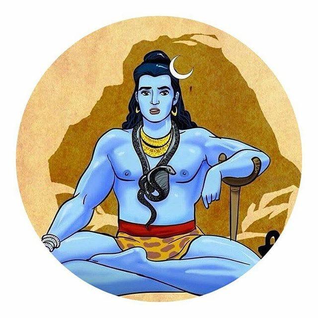 Lord Shiva WhatsApp Dp Images