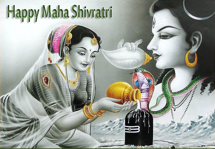 Maha Shivratri Hd Greetings