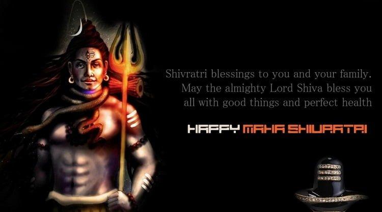 Maha Shivratri Hd Wallpaper