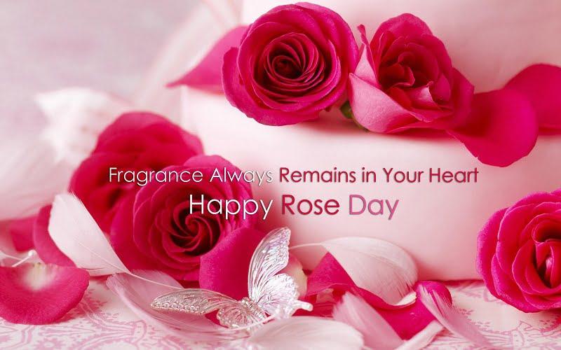 Rose Day Hd Greetings